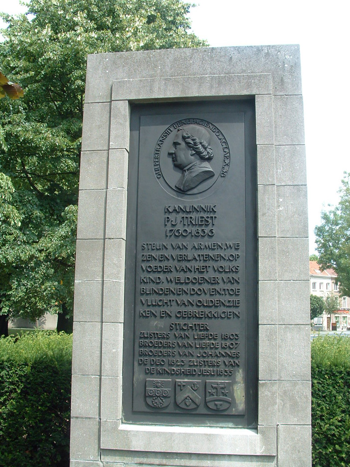 1805: Zorg voor de armen en zieken in Gent