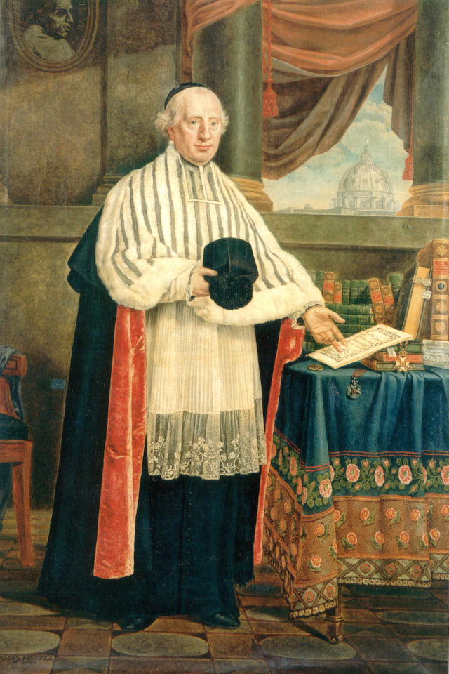 1786: tot priester gewijd