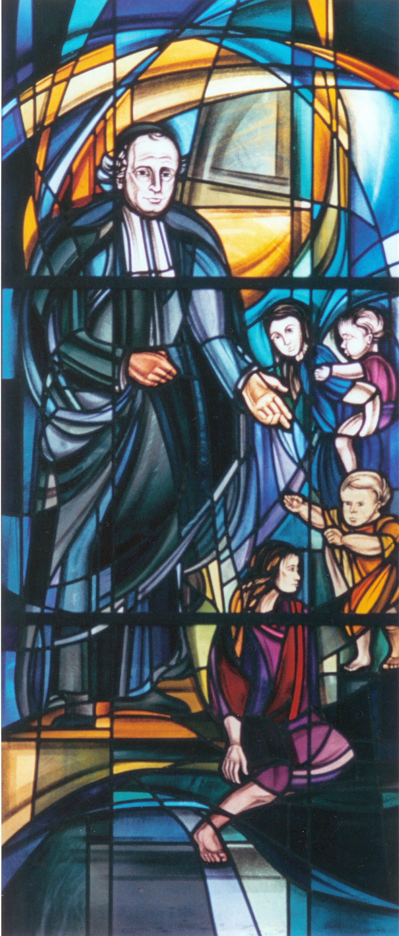 """1835: Stichting congregatie """"De Zusters Kindsheid Jesu"""""""