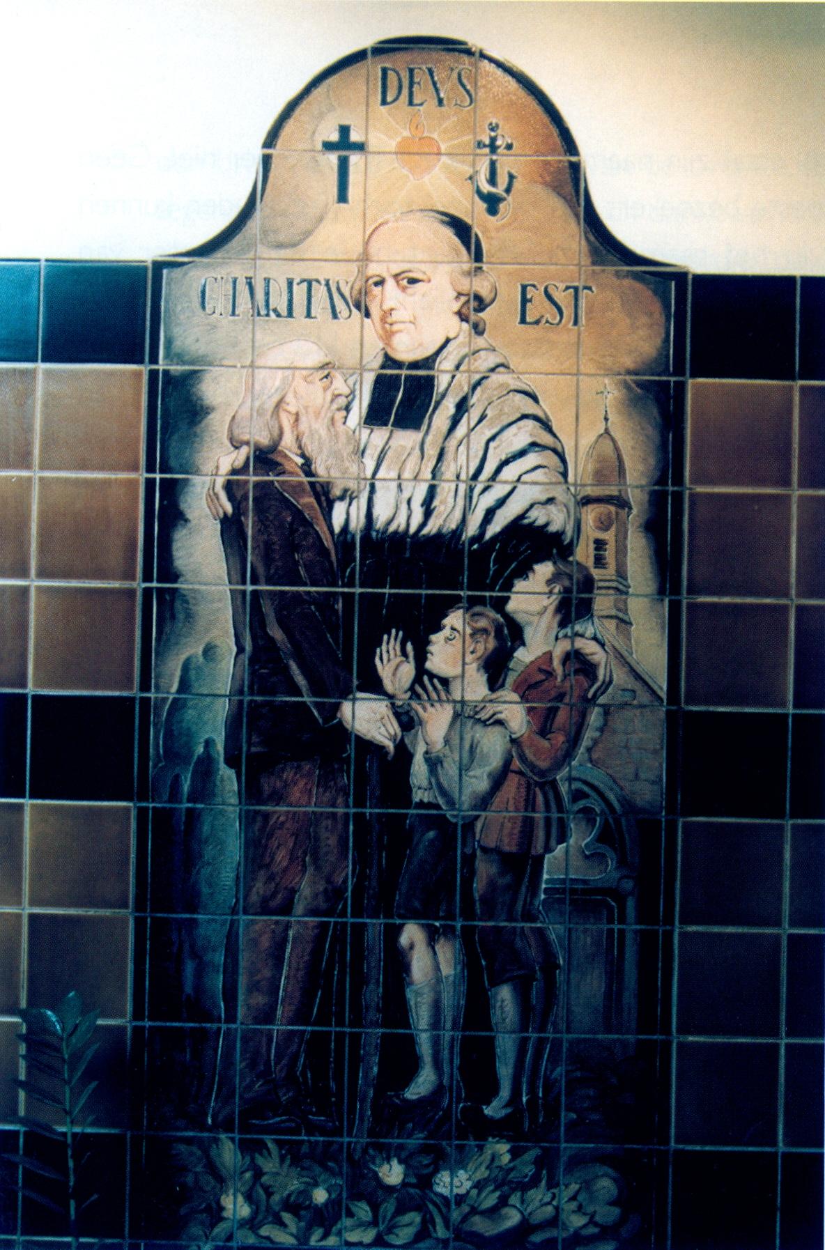 """1823: Stichting congregatie """"Broeders van Johannes de Deo"""""""